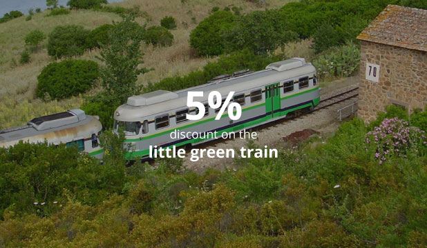 Green Train + Nuraghes