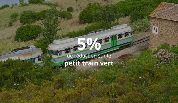 Petit Train Vert + Nuraghes